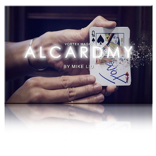 Alcardmy by Mike Liu