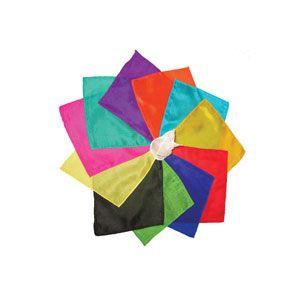 Foulards di seta cm. 15x15