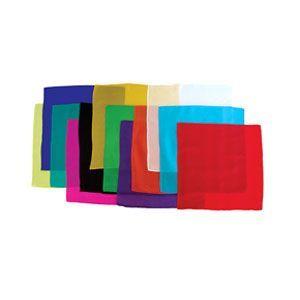 Foulards di seta cm. 30x30
