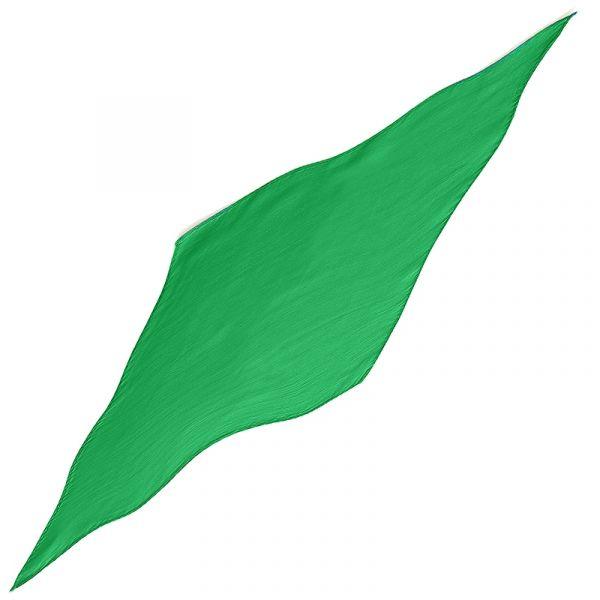 Foulard a forma di rombo - Verde